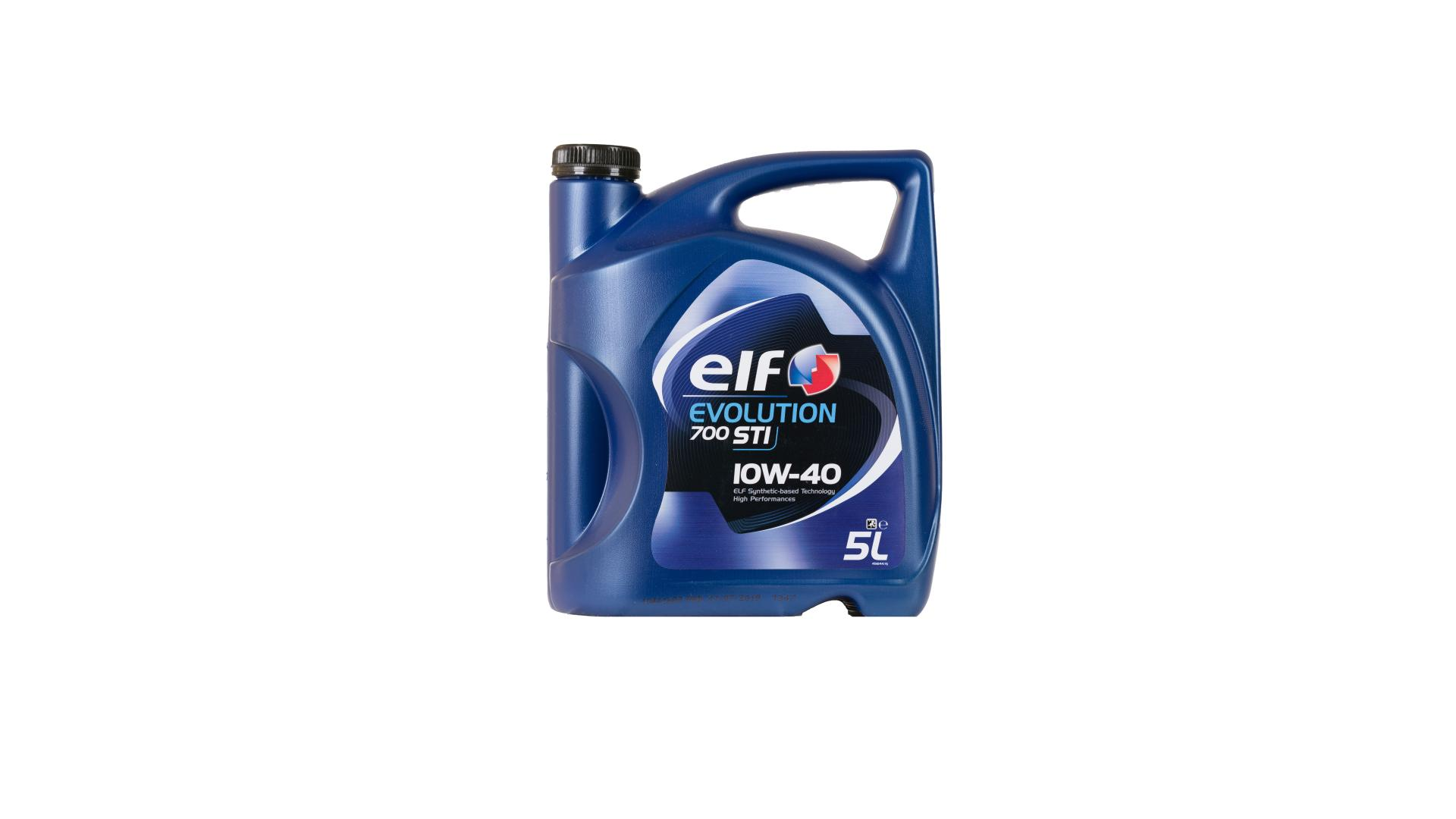 Elf 10w-40 Evolution 700 STI 5L (201554)