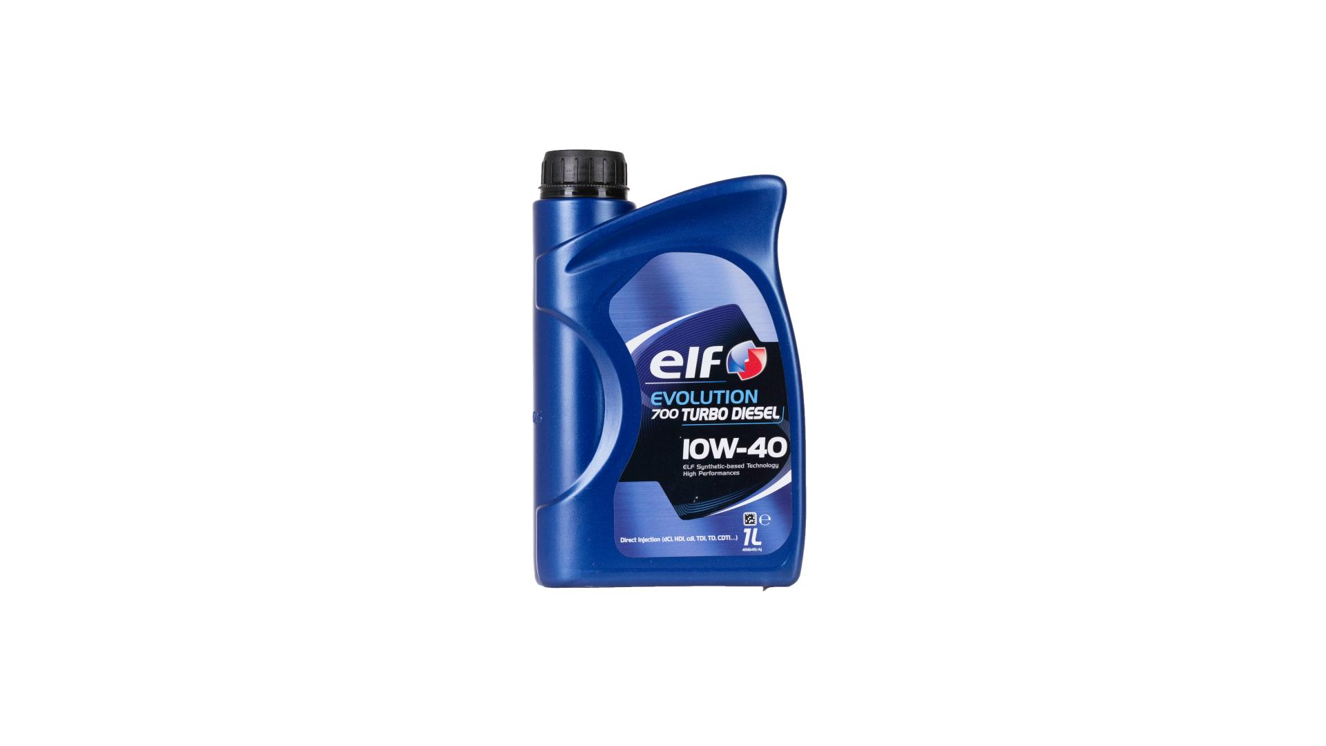 Elf 10w-40 Evolution 700 TD 1L (201558)