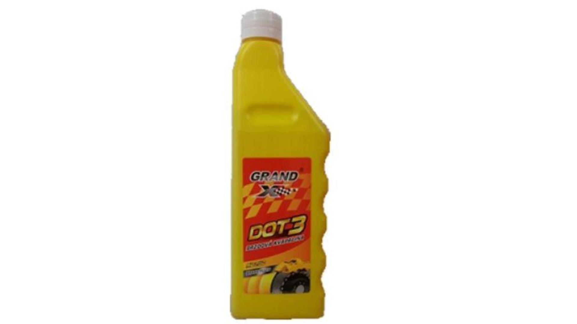 GrandX Brzdová kvapalina GrandX DOT 3 0,5L