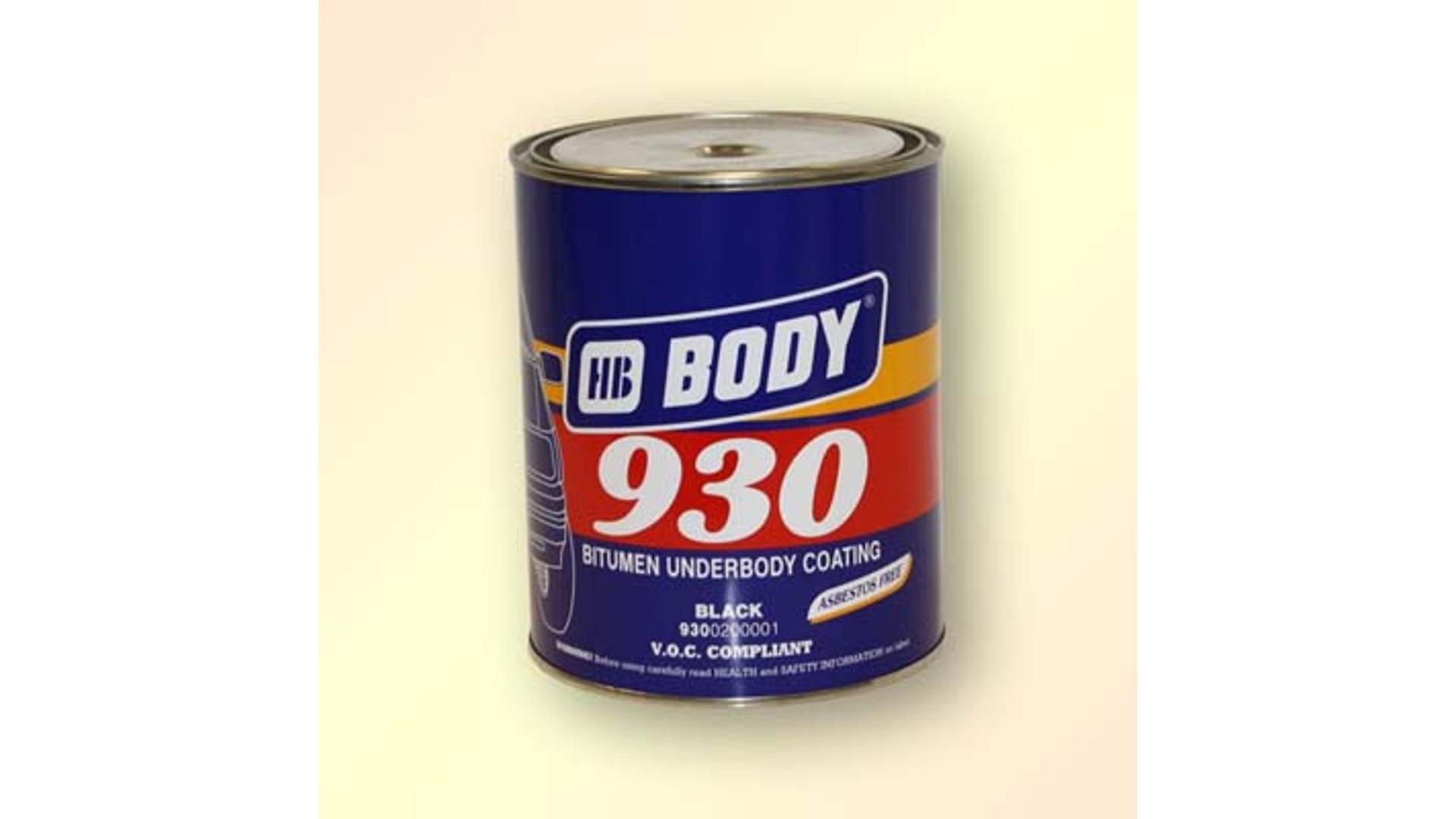 HB BODY 930 2,5KG