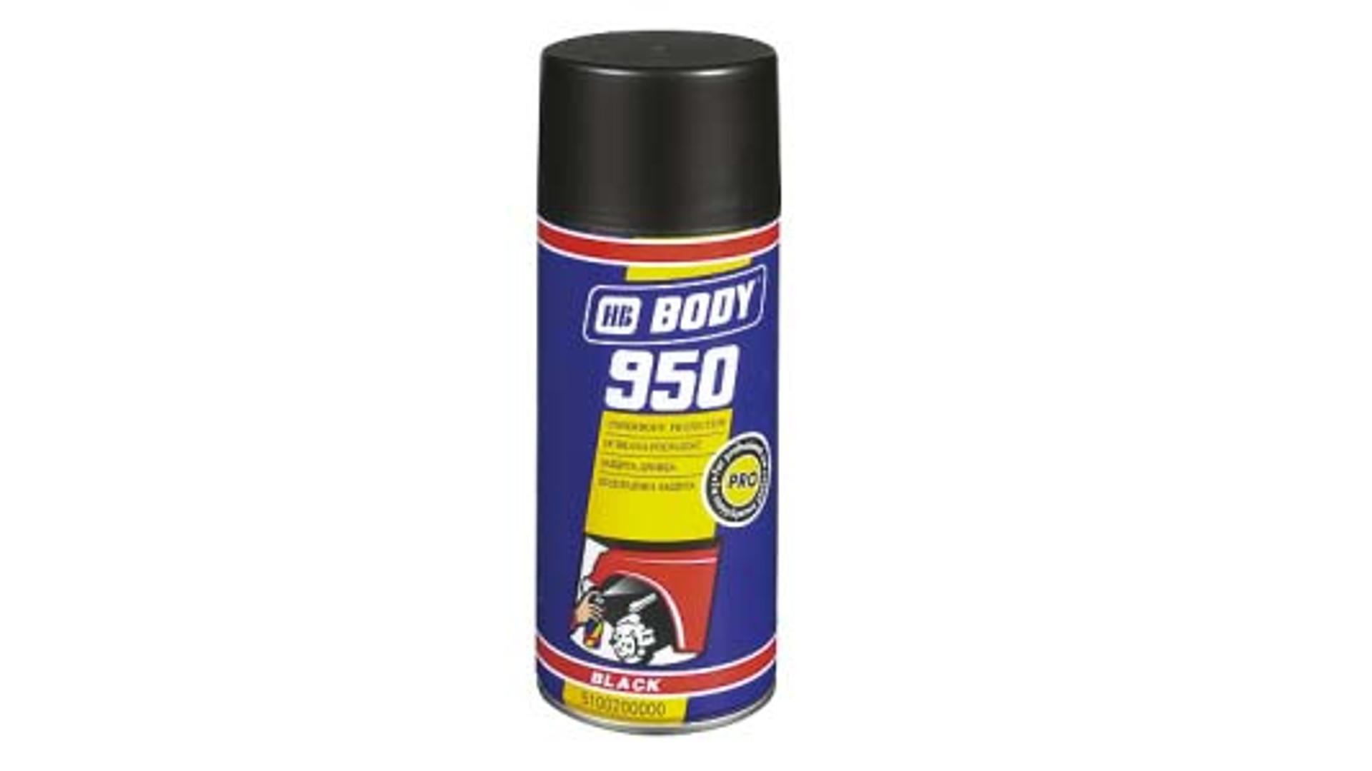 HB BODY 950 sprej čierny 400ml