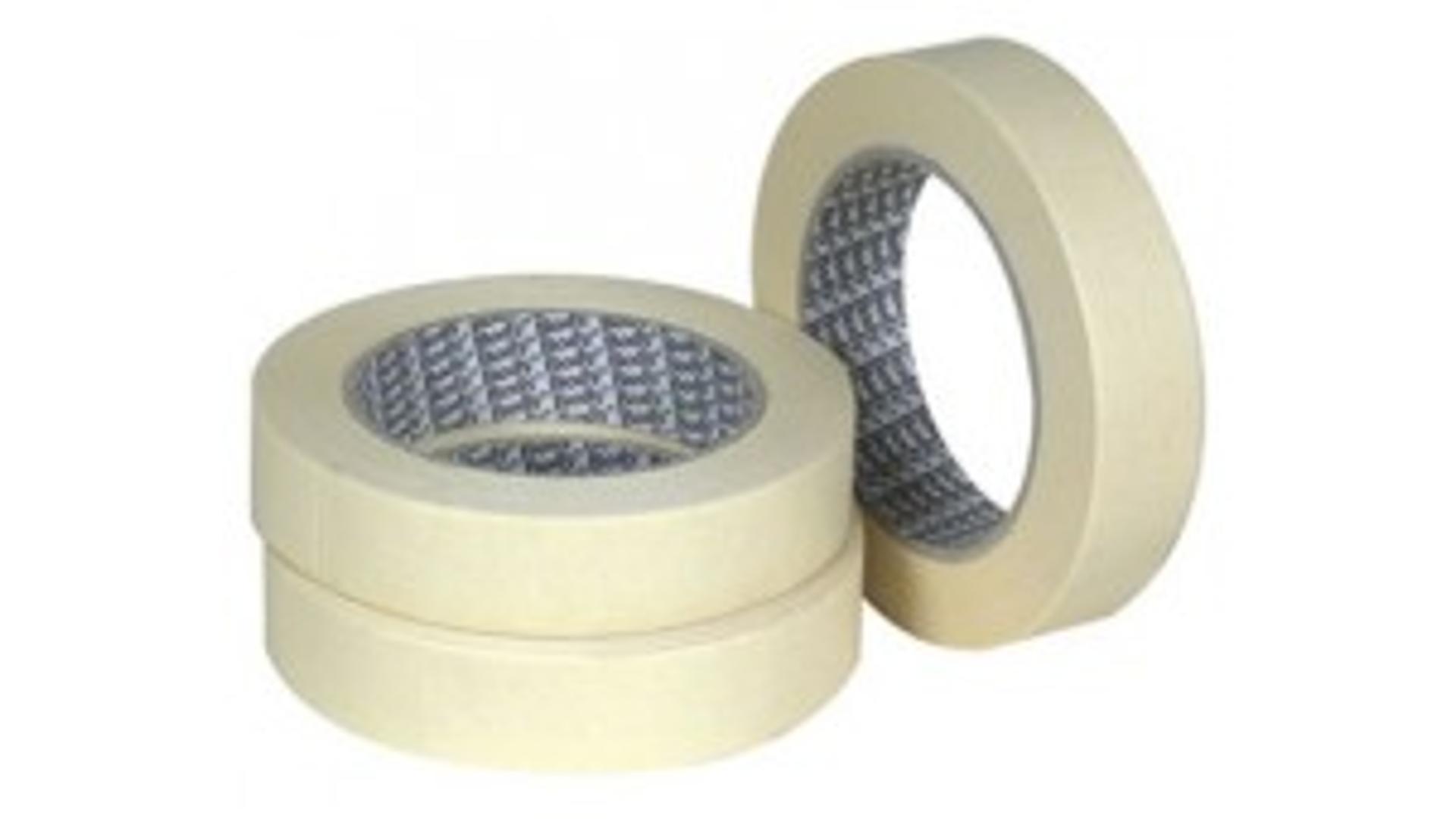 HB BODY maskovacia páska silno lepiaca do 80C 25 x 50mm