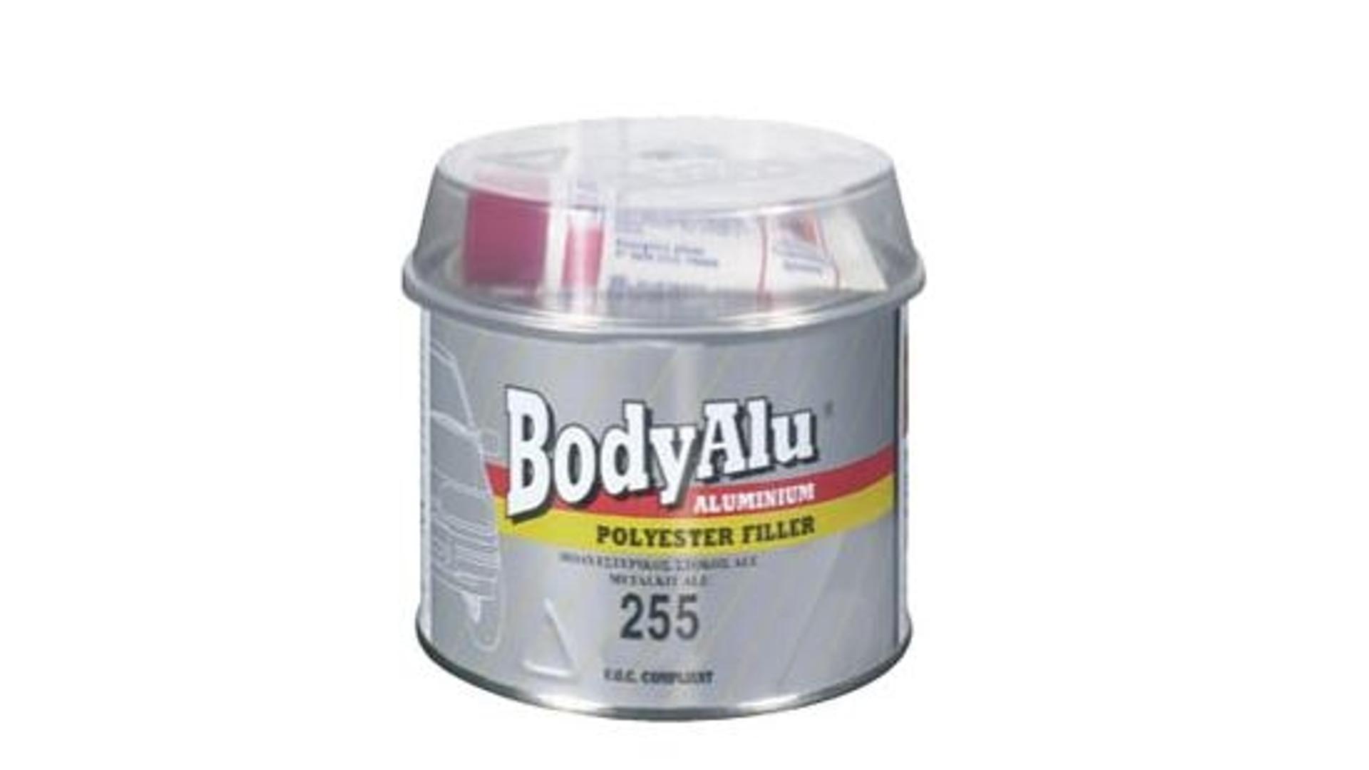 HB BODY ALU F255 - tmel s hliníkom 250g