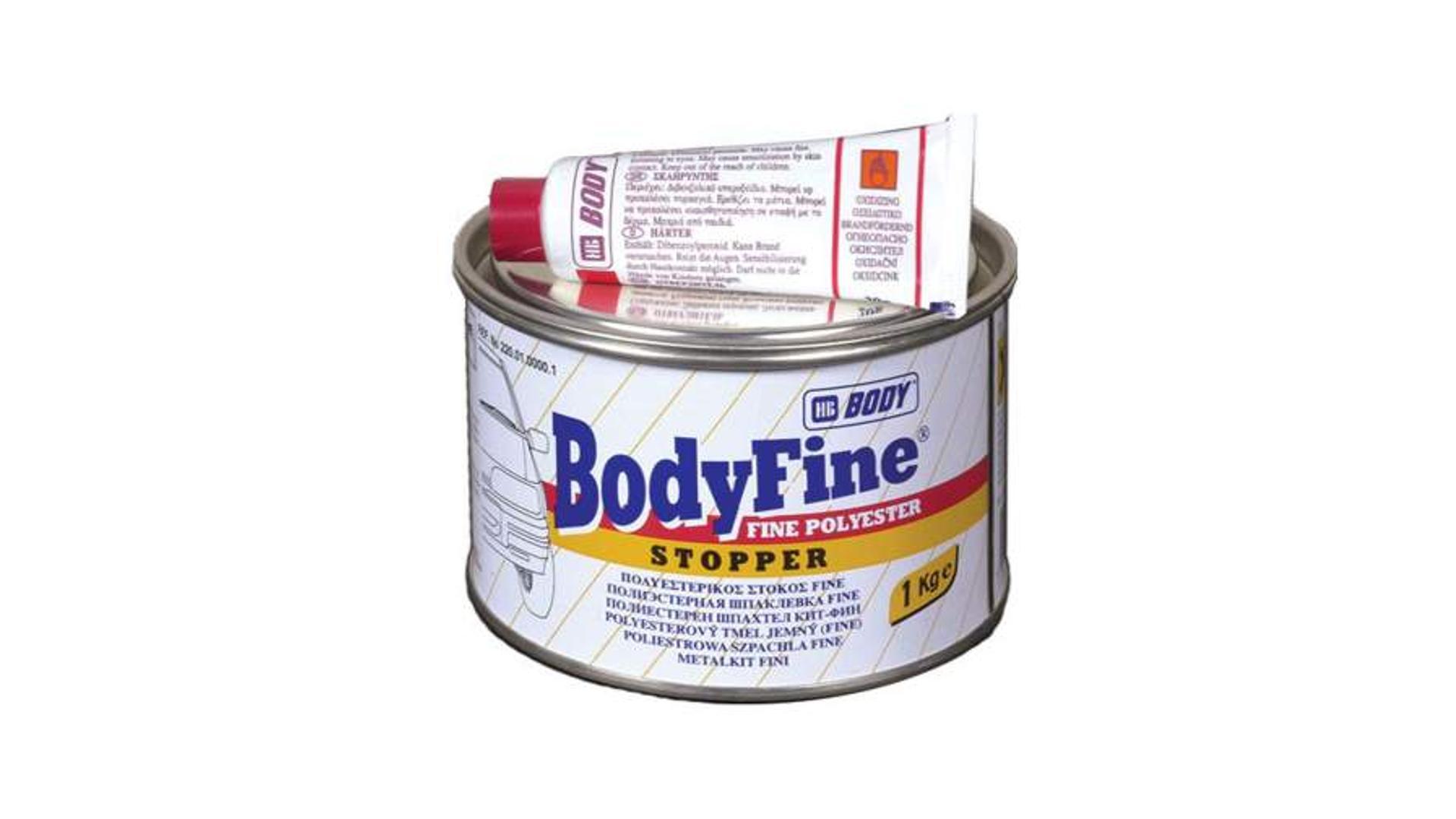 HB BODY finne F220 - tmel jemný 1kg