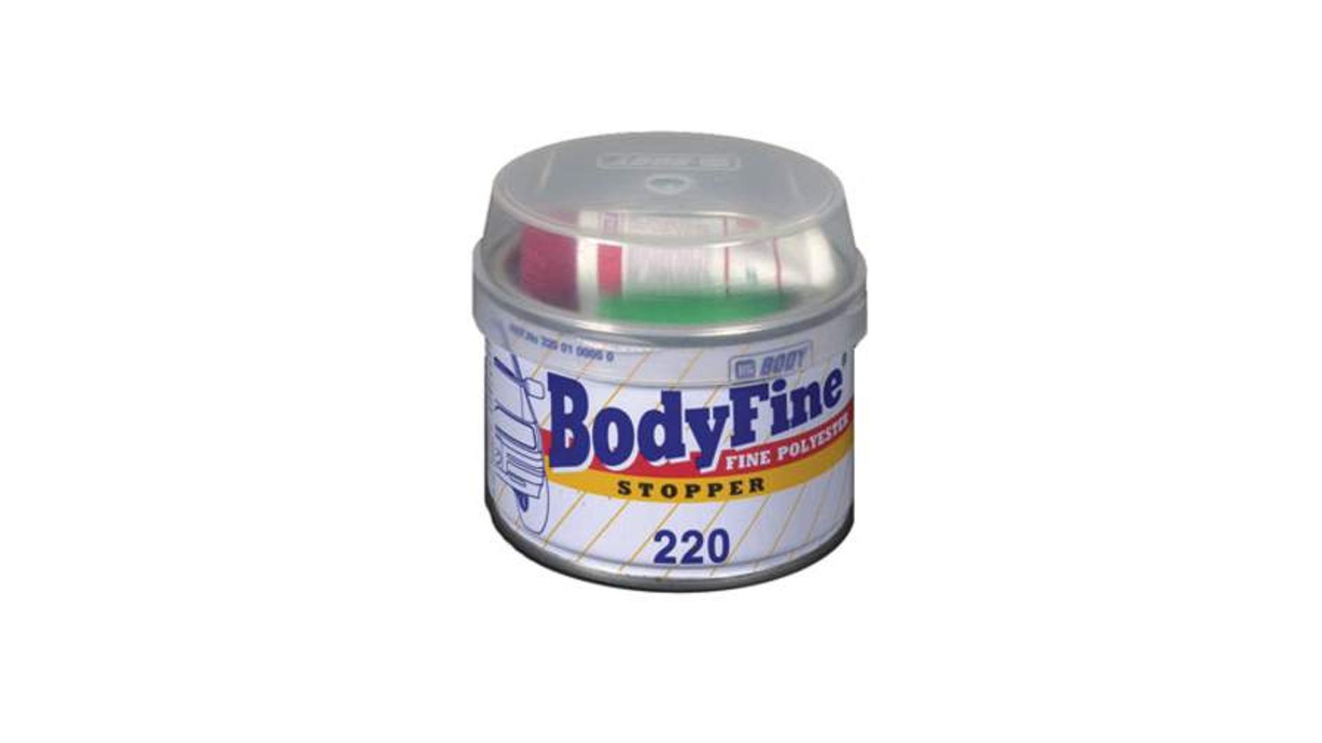 HB BODY finne F220 - tmel jemný 250g