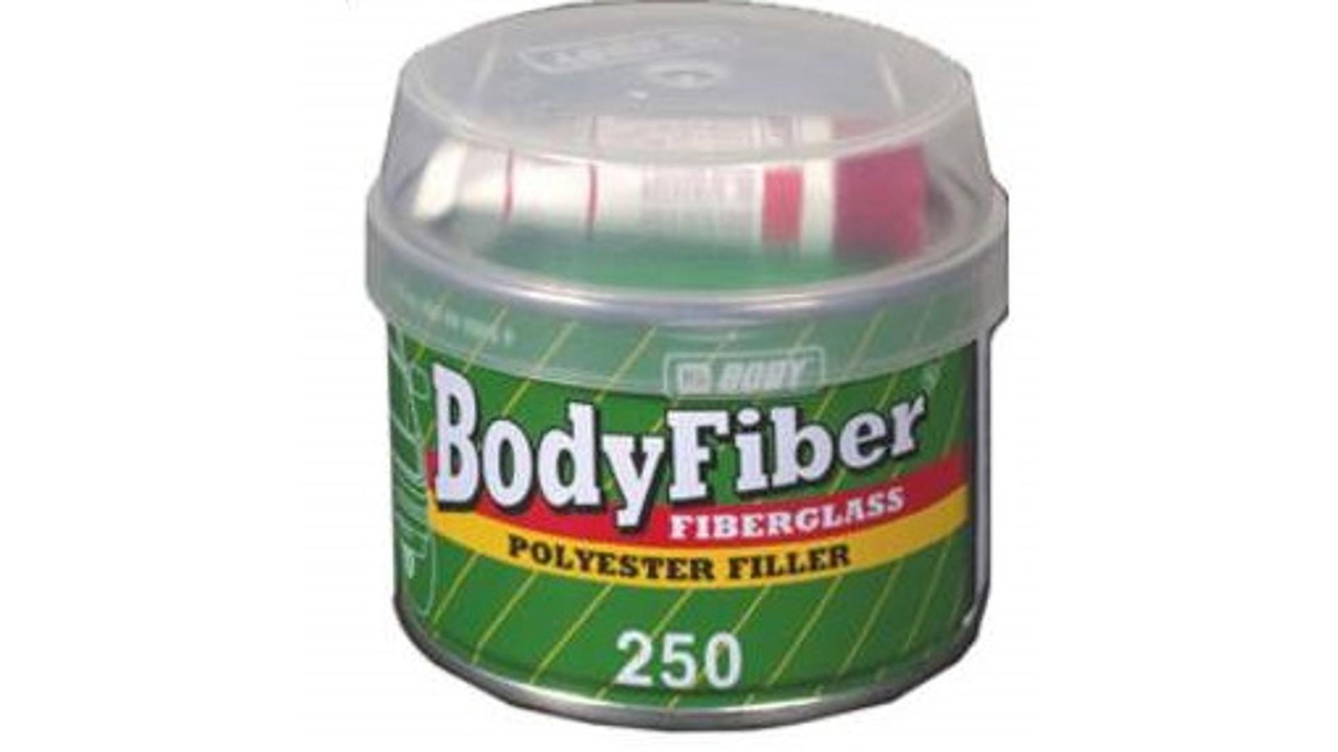 HB BODY tmel so sklenným vláknom - fiber F250 250g
