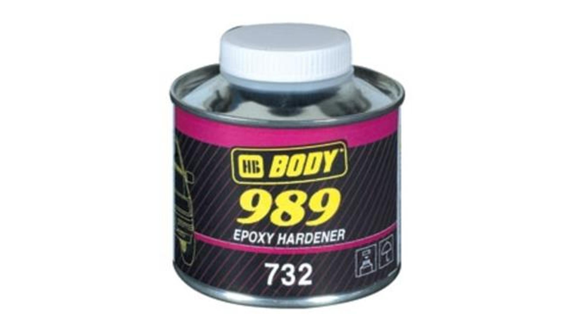 HB BODY epoxidové tužidlo 989  k základnej farbe 989 250ml
