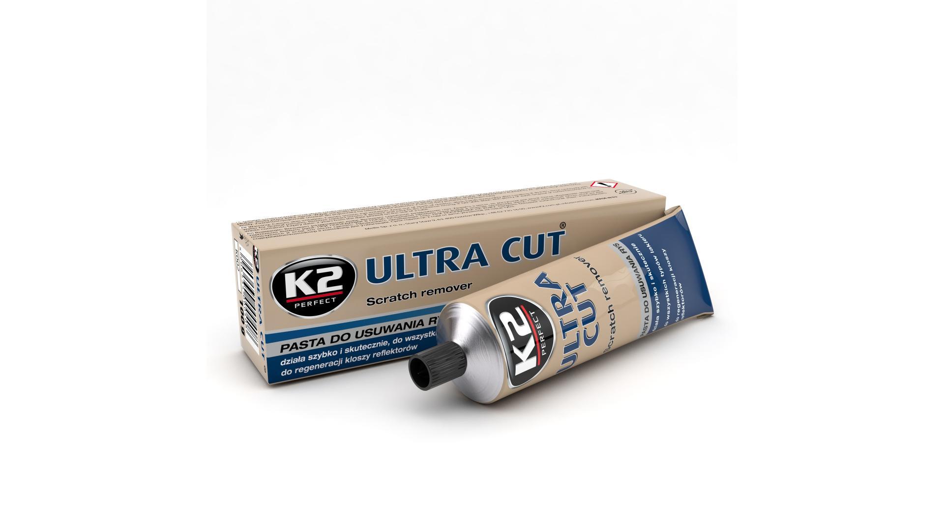 K2 ULTRA CUT 100 odstraňovač škrabancov
