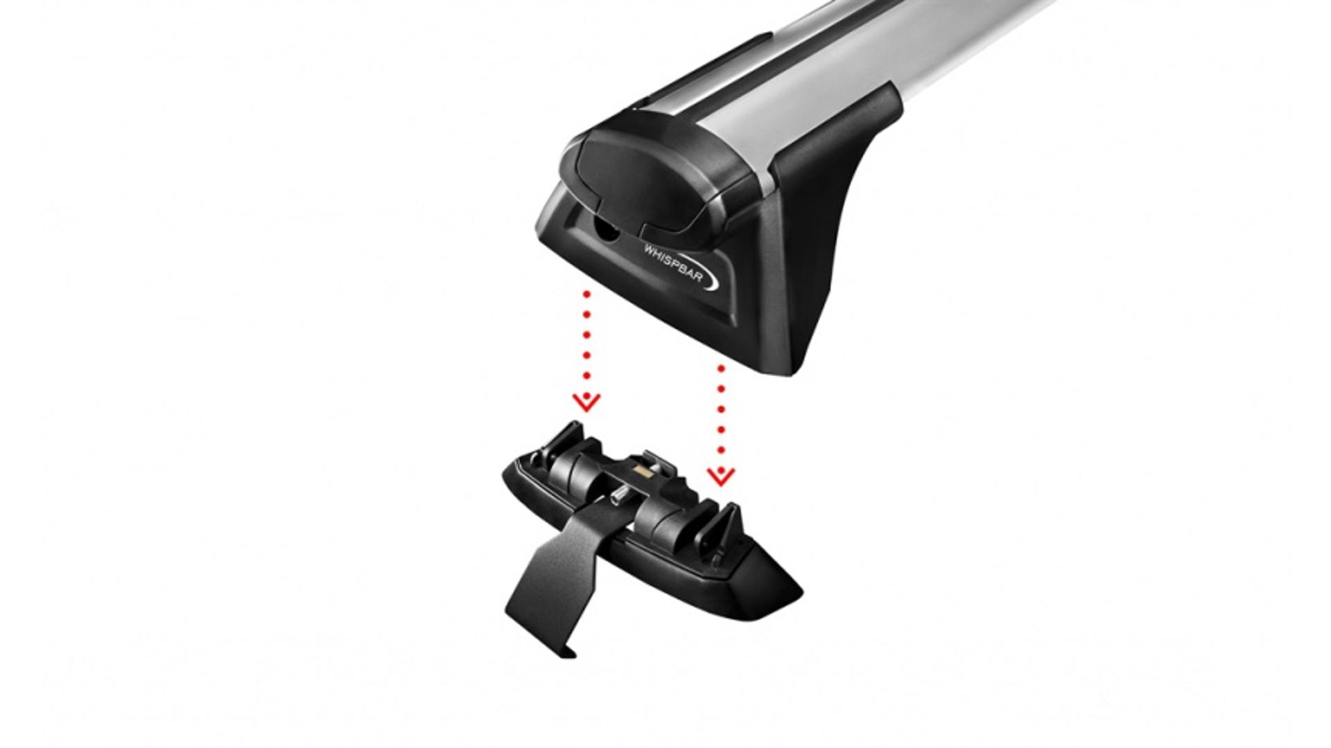 Whispbar montážna sada - Fixed Point Mount - K075W