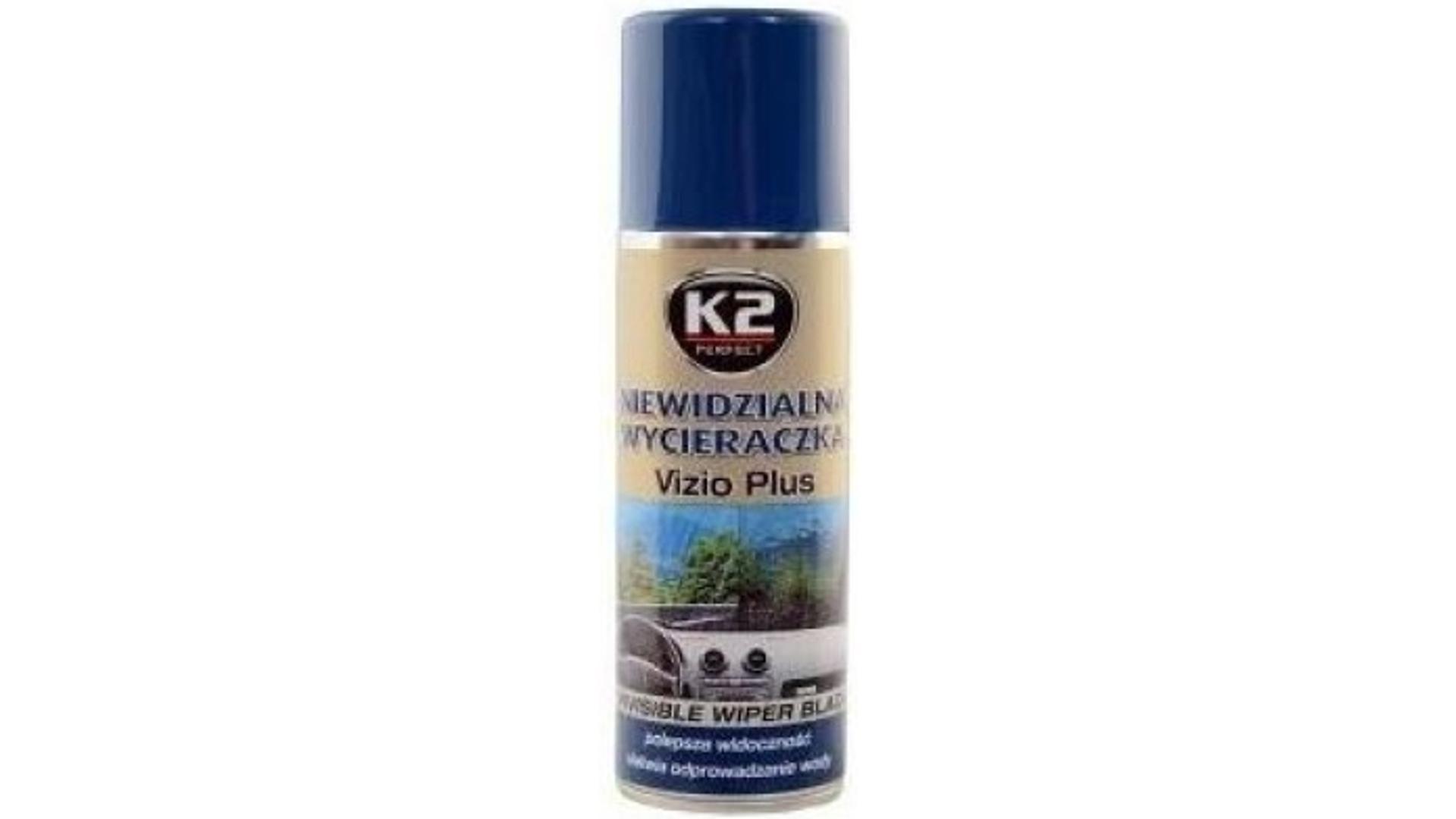K2 Ochrana celneho skla proti dazdu Vizio 200 Plyn - sprej