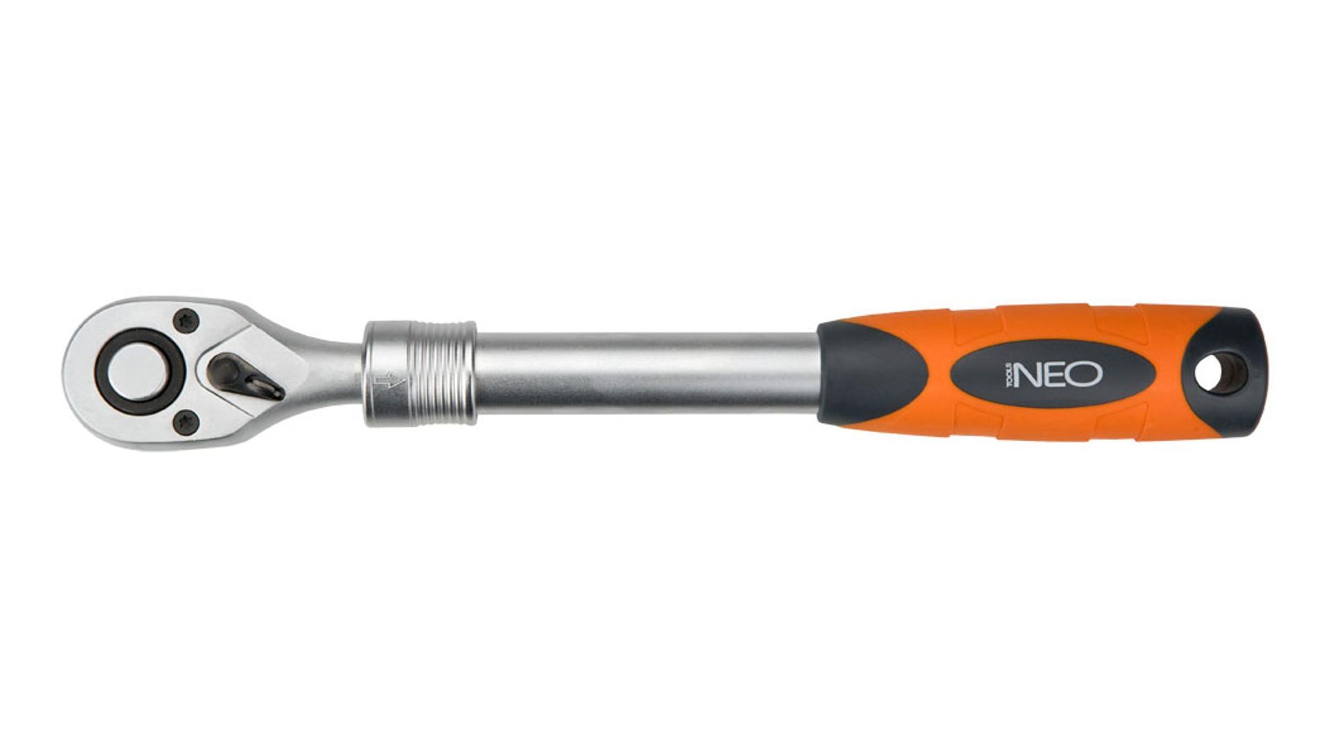 NEO Račňa prepínacia - teleskopická 1/4, 150-200mm