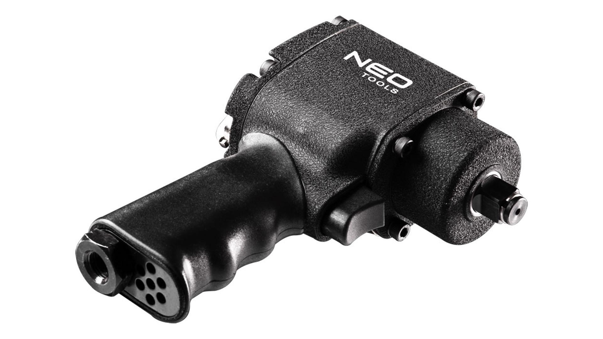 """NEO Pneumatický priklepový kľúč 1/2"""", 675Nm"""