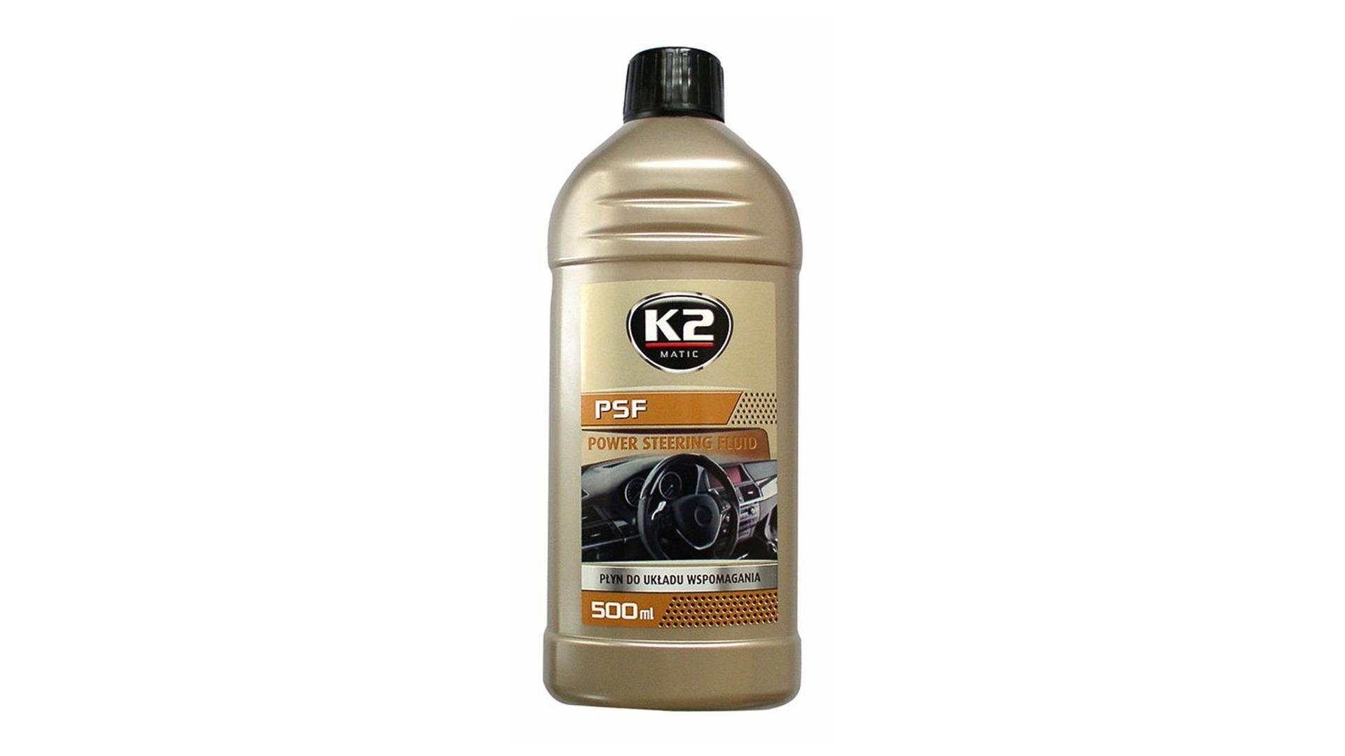 K2 PSF 500 ml - kvapalina do posilňovača riadenia
