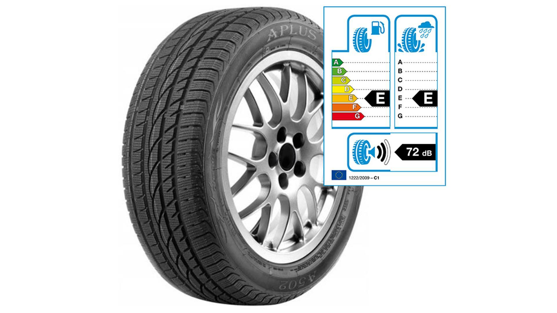 A502 Zimná pneumatika 205/50R17 93HXL