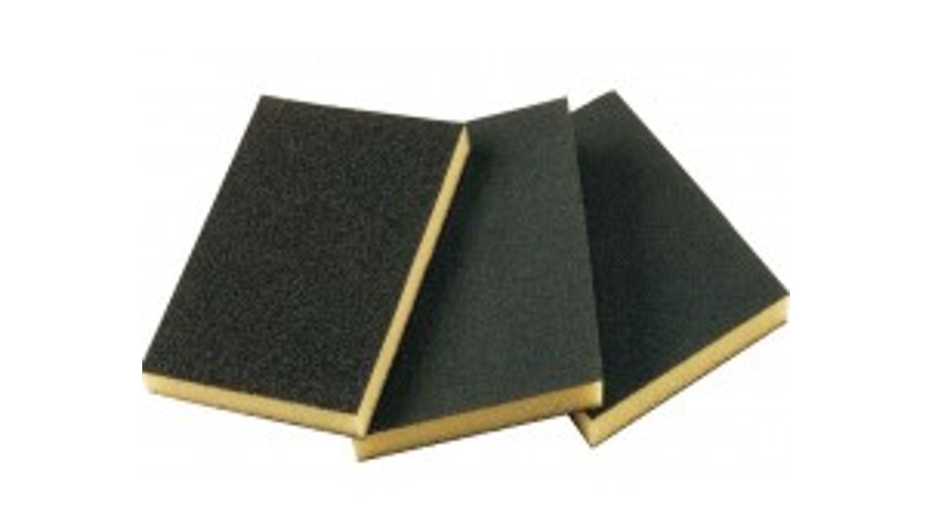 Smirdex brúsne hubky 2x2 medium P80