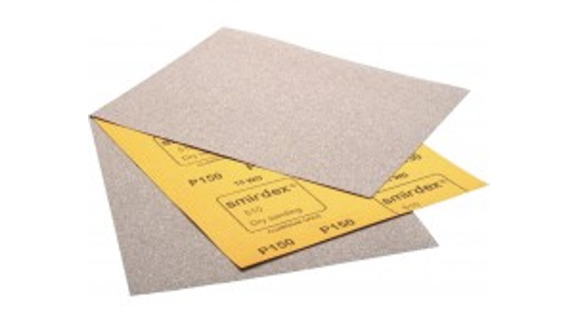Smirdex 510 brúsny papier za sucha P120