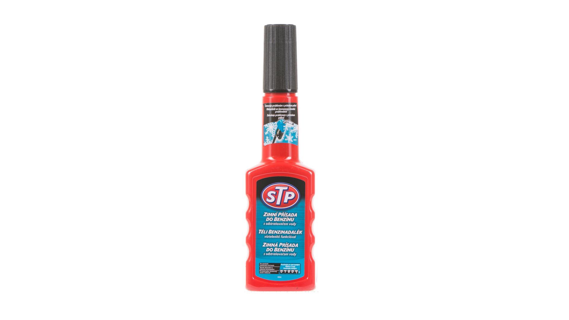STP Zimné aditívum do benzínových motorov 200ml
