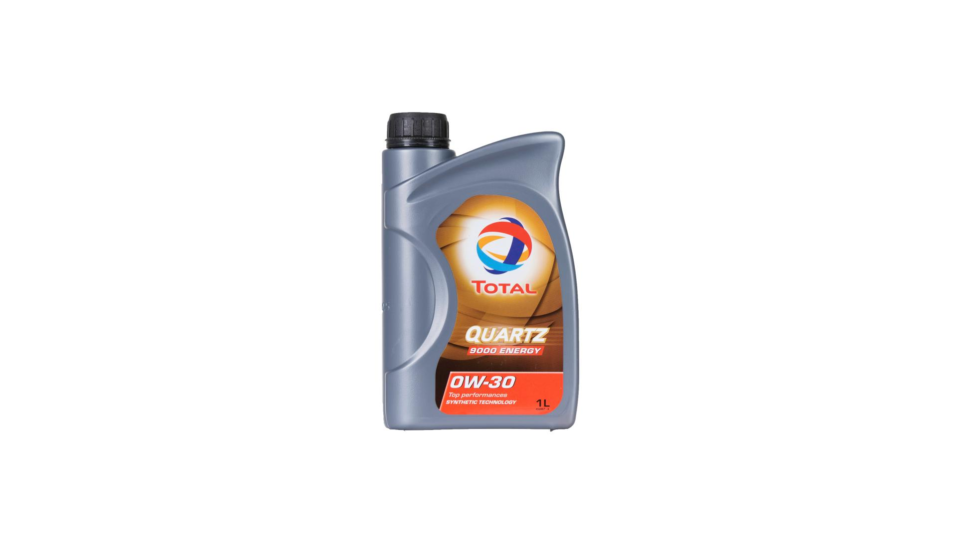 Total 0w-30 Quartz Energy 9000 1L (166249)