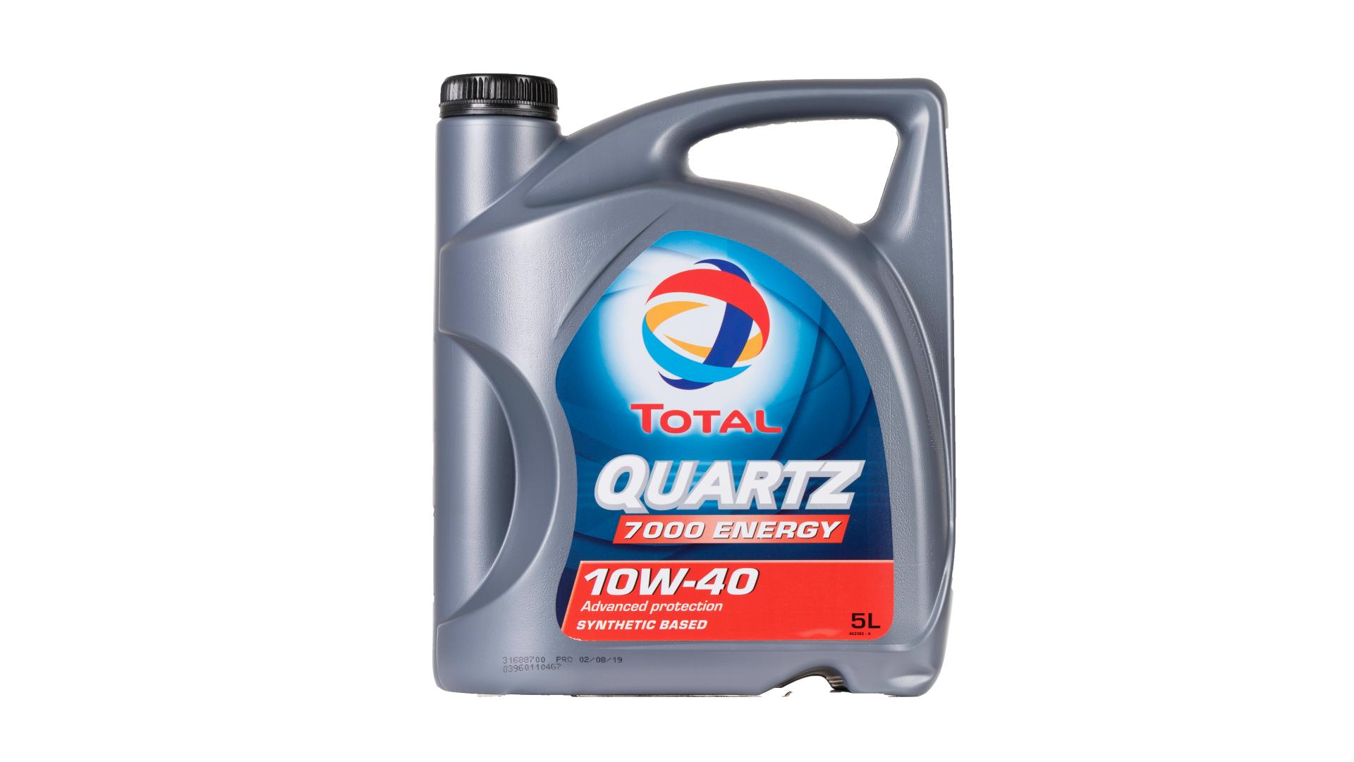 Total 10w-40 Energy 7000 5L (201537)