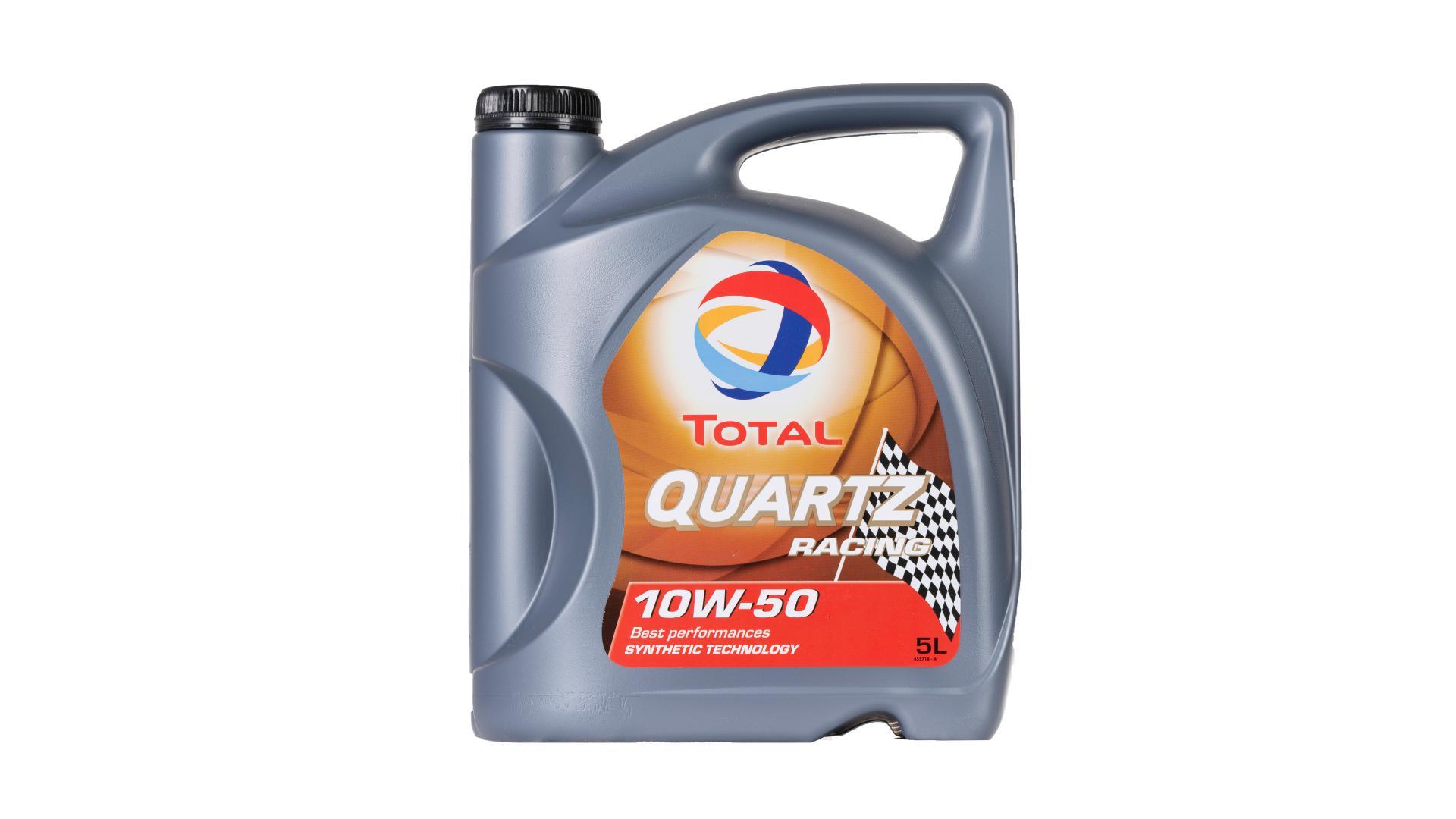 Total 10w-50 Racing 5L (157104)