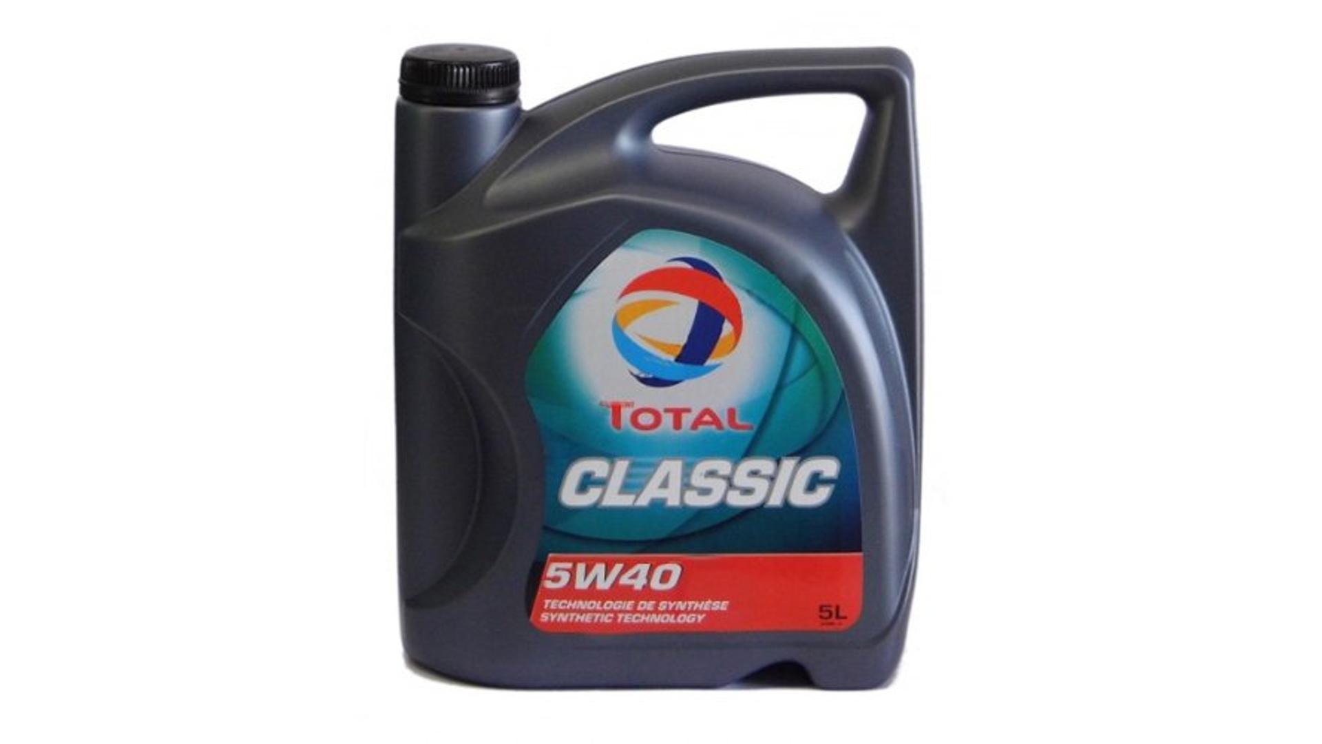 Total 5w-40 Classic 5L (156721)