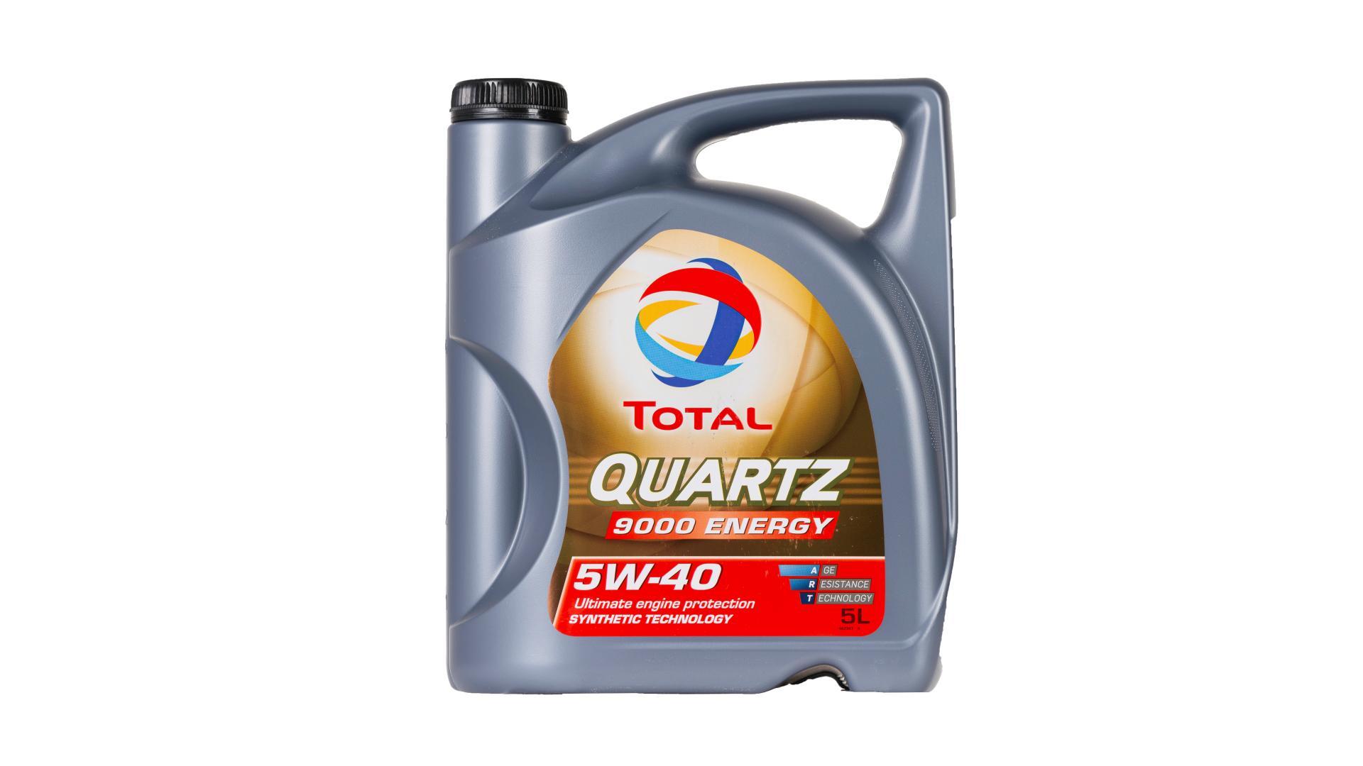 Total 5w-40 Energy 9000 5L (156812) (174189)