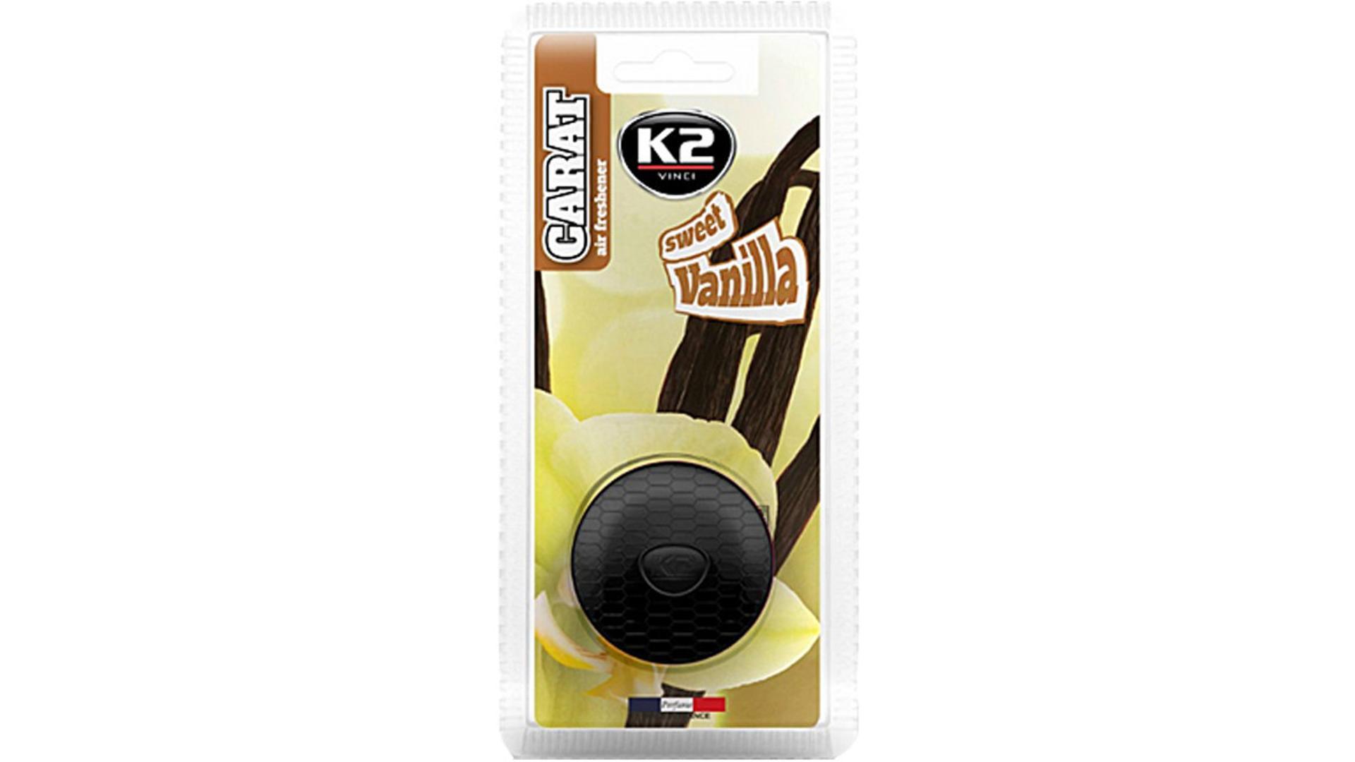 K2 CARAT 2,7 ml SWEET VANILLA