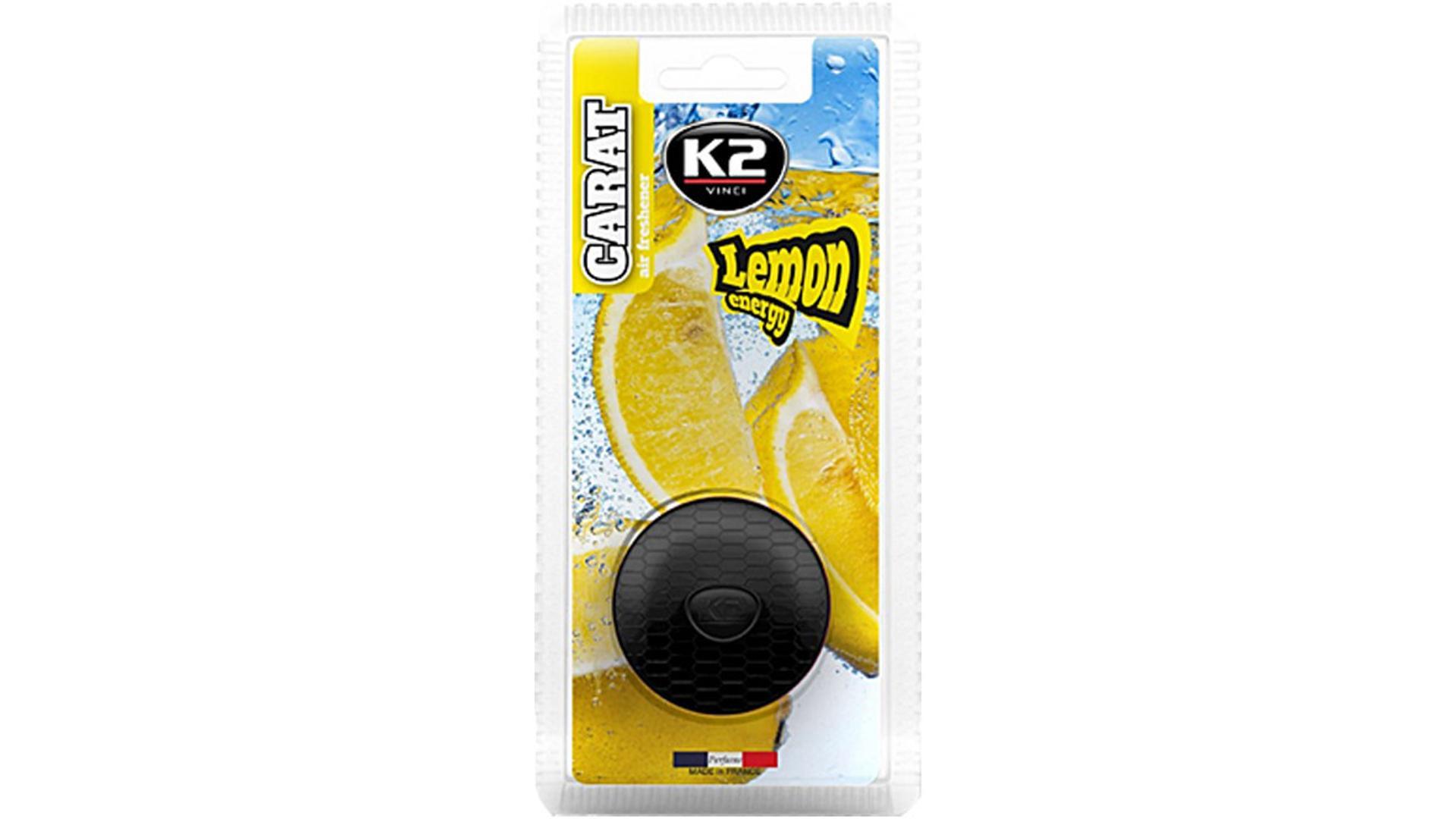 K2 CARAT 2,7 ml LEMON ENERGY