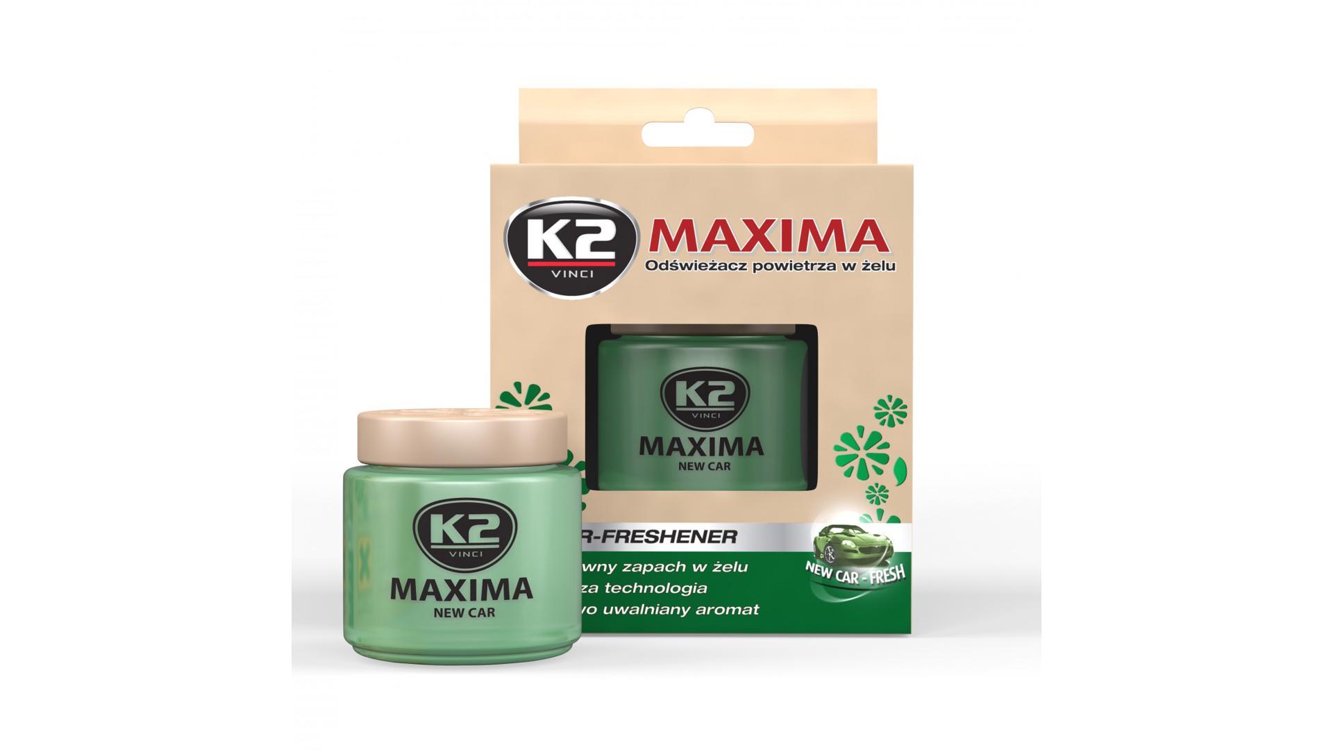 K2 Maxima New Car