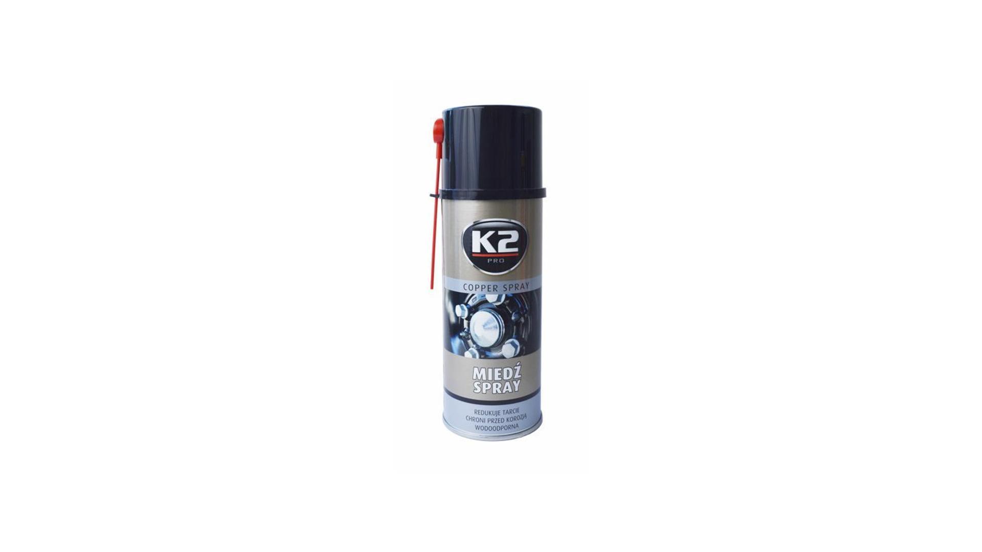 K2 COPPER SPRAY 400 ml - medený sprej