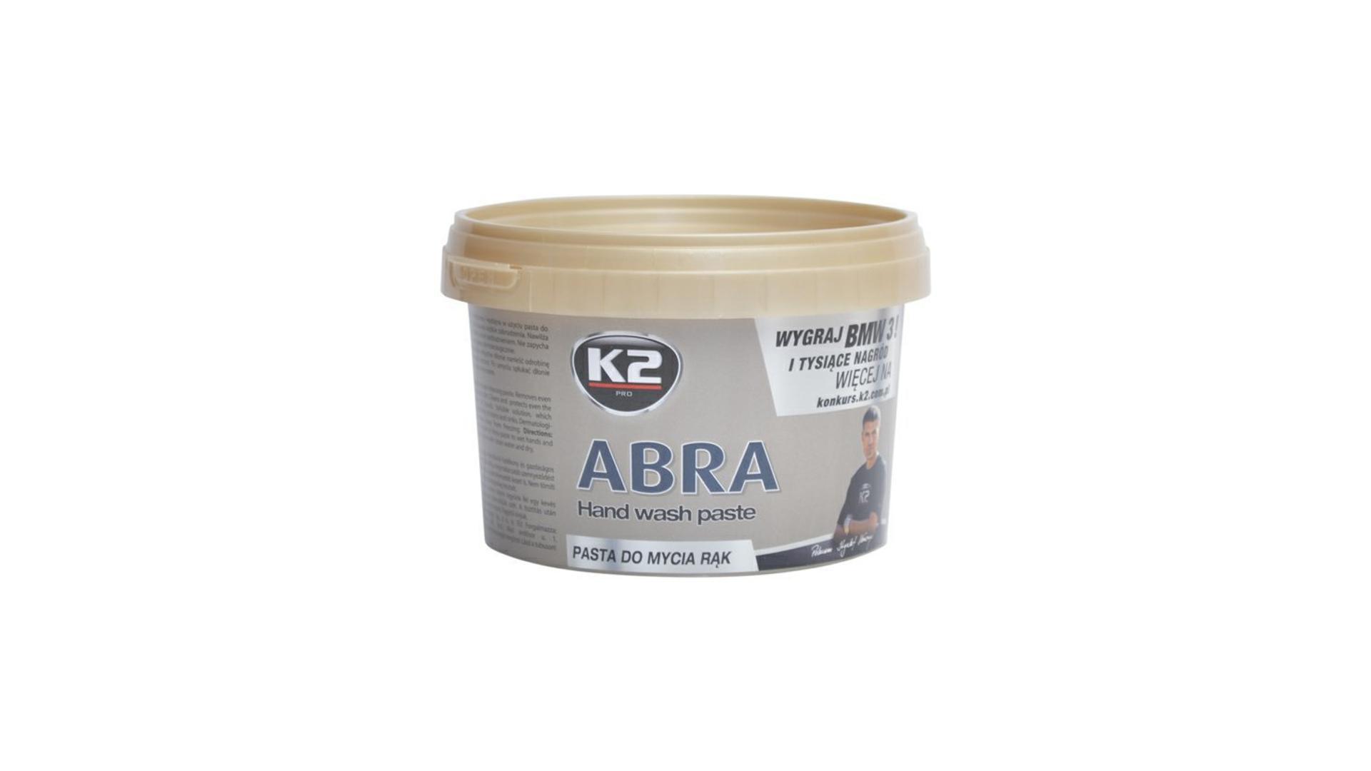 K2 ABRA 500 ml - pasta na umývanie rúk