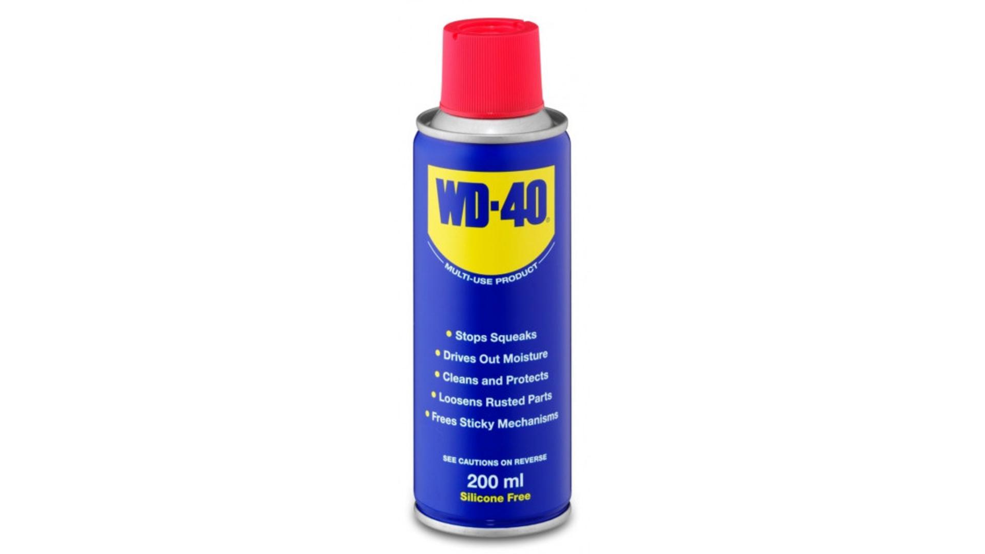 WD-40 Univerzálny mazací sprej 200ml