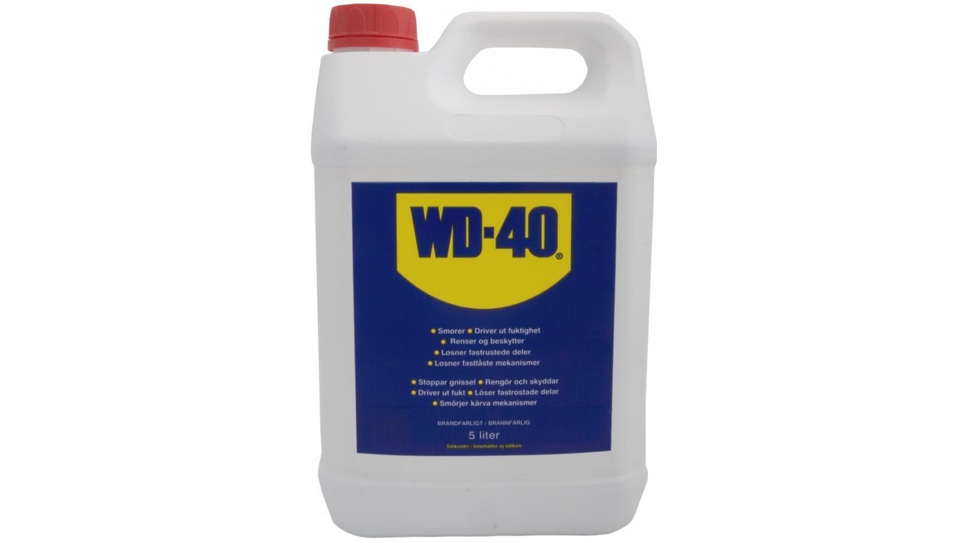 WD-40 Univerzálny mazací sprej 5 Lit.
