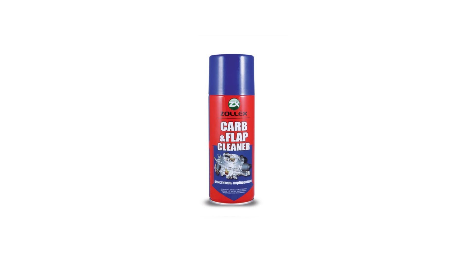 ZOLLEX Čistič karburátora - sprej 450 ml (ZC-200)
