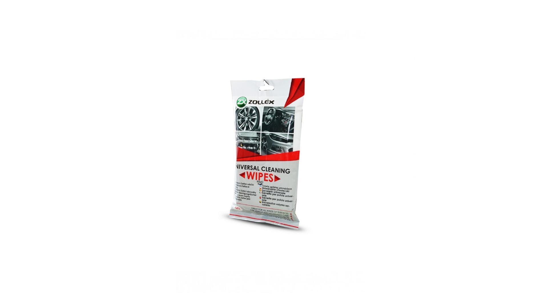 ZOLLEX Univerzálne utierky WP-32 30 x 16 cm (WP-32)