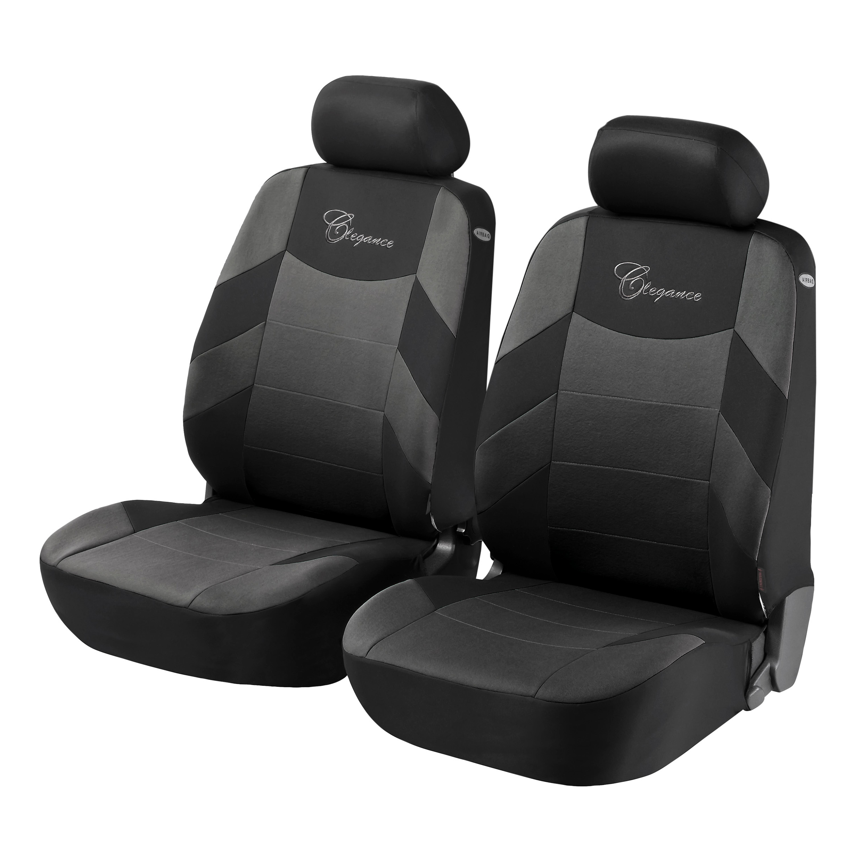 4CARS s.r.o | Walser Car Seat Cover Elegance grey