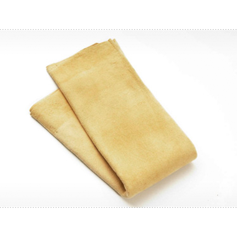Microfiber Cloth Jb Hi Fi: Natural Chamois Leather 20x30 Cm
